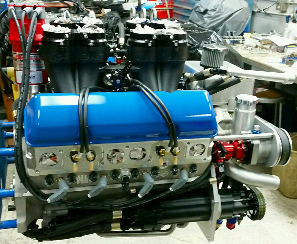 Chevy engine ii midget
